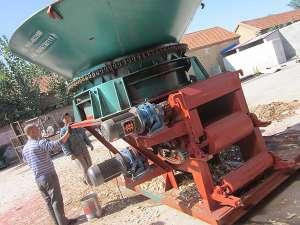 ZW-216改装式树墩机