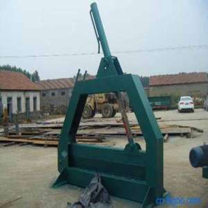 龙门式劈木机
